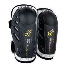 Chrániče loktů Fox Racing Youth Titan Sport Elbow Guards Black OS