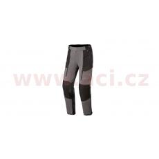 kalhoty VALPARAISO 3 DRYSTAR, ALPINESTARS (tmavá šedá/černá)