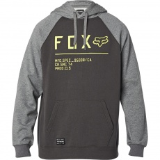 Pánská mikina Fox Non Stop Raglan Po Fleece Smoky