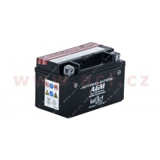 baterie 12V, YTX7A-BS, 6Ah, 105A, BANNER Bike Bull AGM 150x87x95