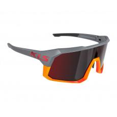 KELLYS Sluneční brýle KLS DICE II grey orange