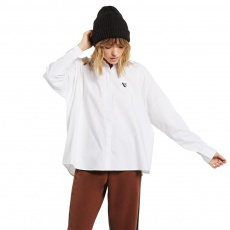 Dámská košile Volcom Gangstone hirt White