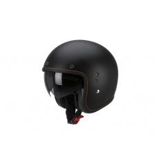 Moto přilba SCORPION BELFAST solid černá matná